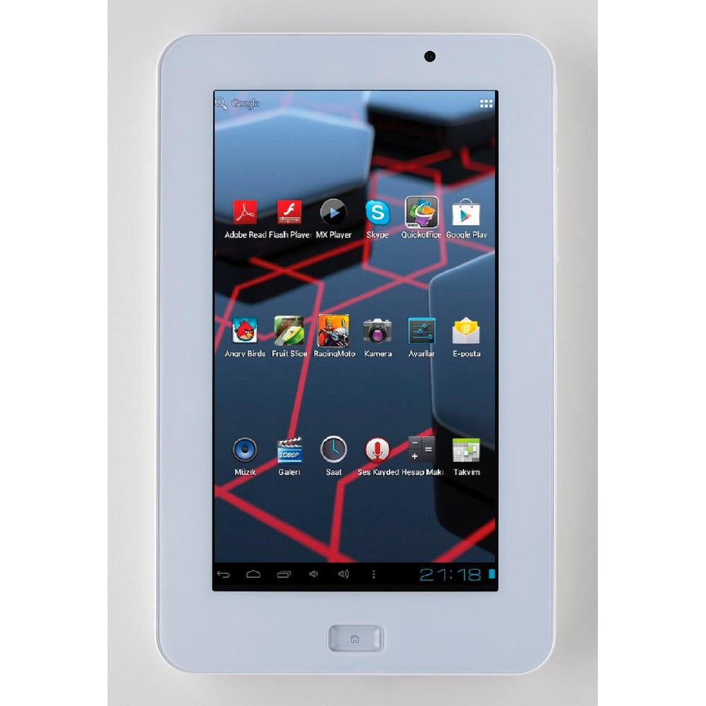 HomeTech T705 Beyaz Tablet PC