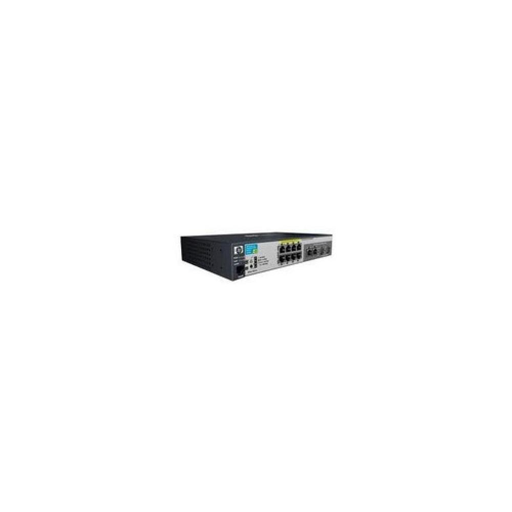 HP ProCurve 2520G-8-POE J9298A Switch