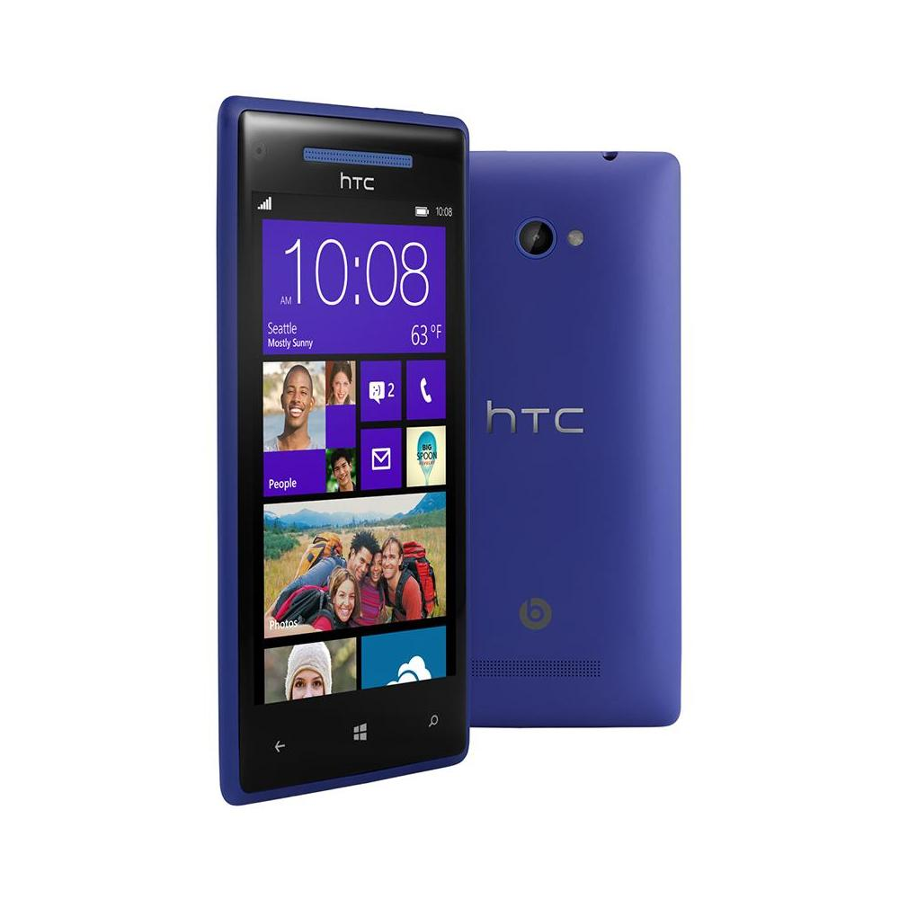 HTC Accord Windows Phone 8X Mavi Cep Telefonu