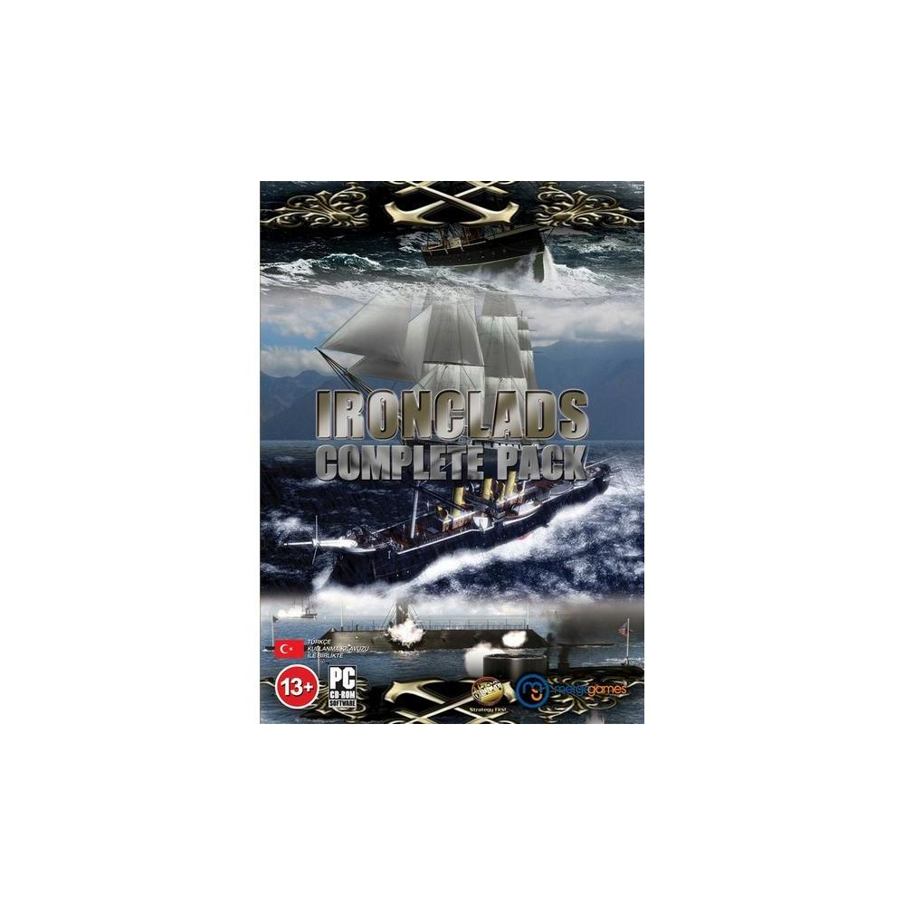 Ironclads Complete Pack PC