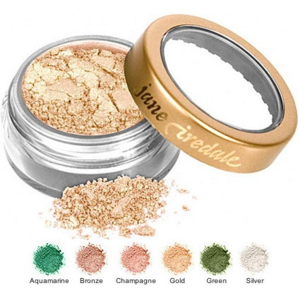 Jane Iredale Silver 24K Gold Dust Minis