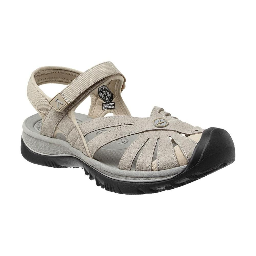 Keen Rose Sandal Shitake-Neutral Gray