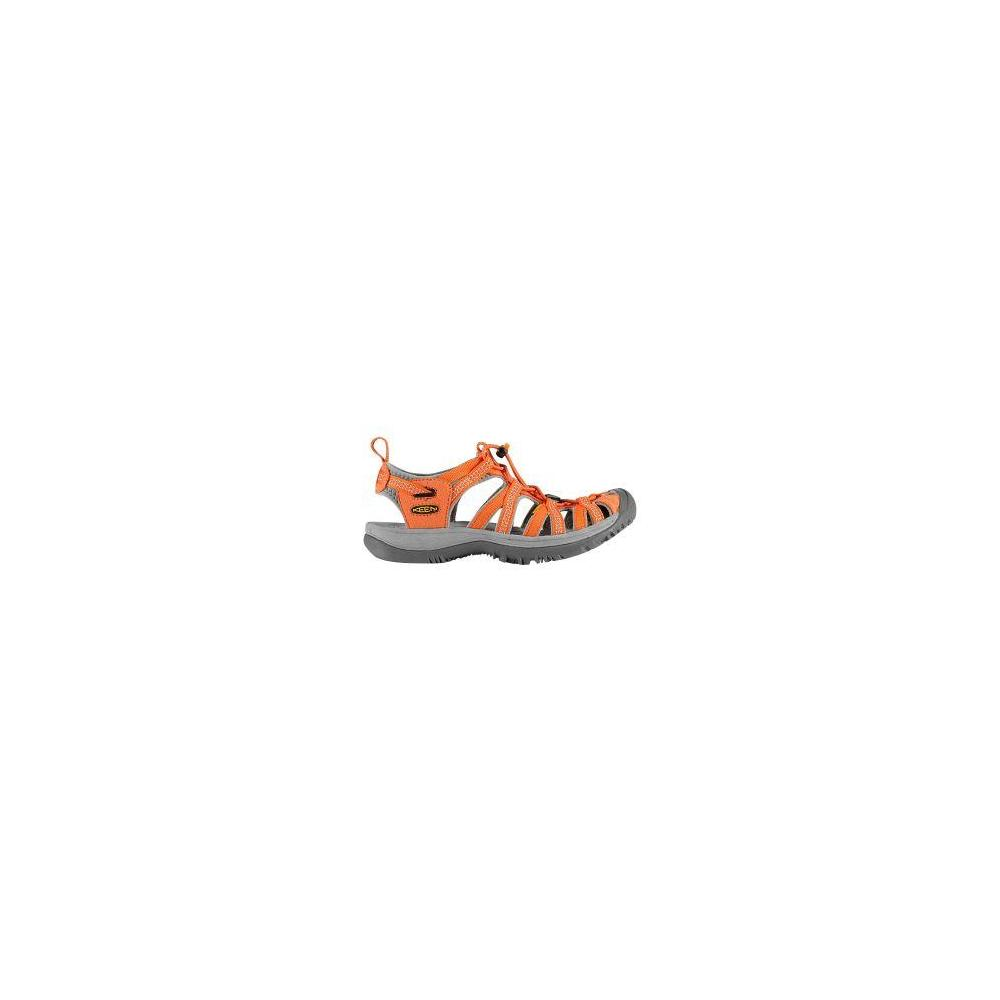 Keen Whisper Persimmon-Neutral Gray