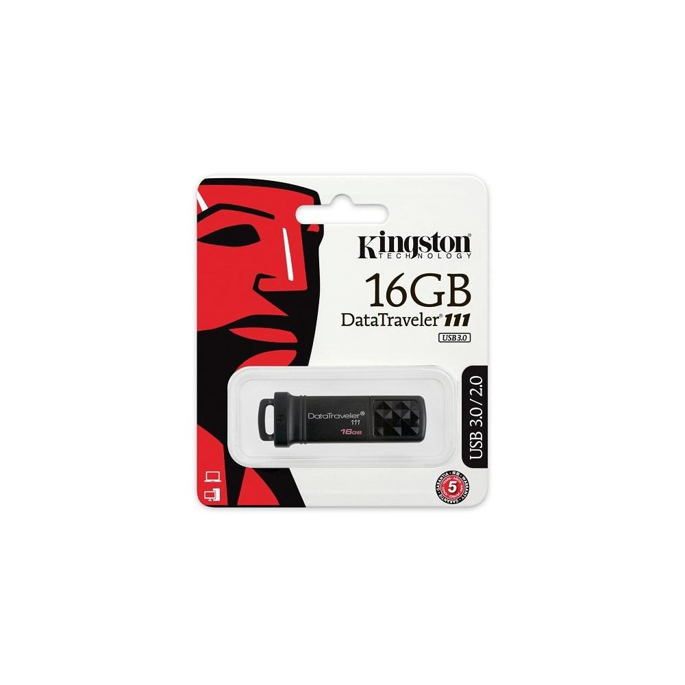 Kingston DT111-16GB Flash Bellek