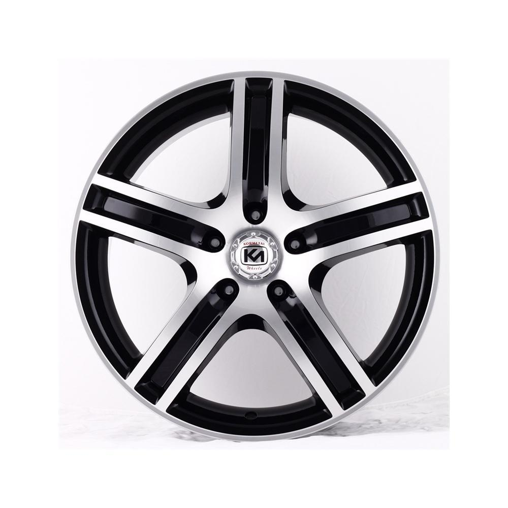 Kormetal KM1016 BD Powerful 7.0x16 PCD 5x112 ET 40