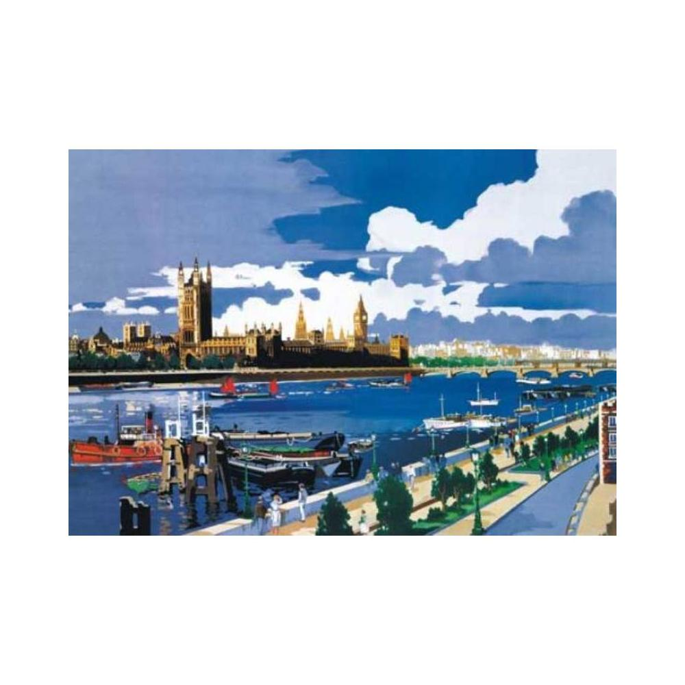KS Games London Pride 1000 Parça Puzzle