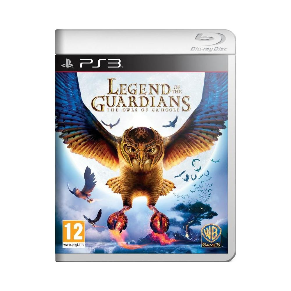 Legend Of The Guardians The Owls Of Ga'Hoole PS3