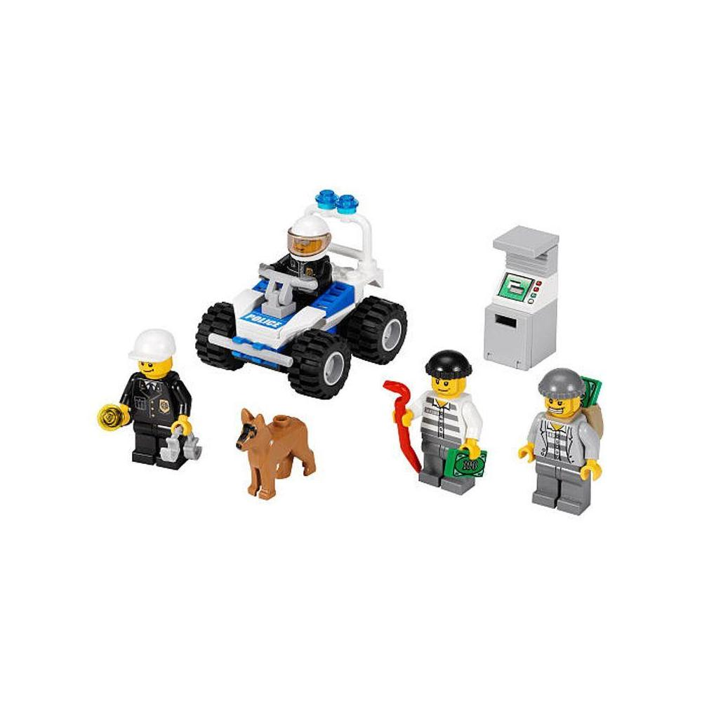 LEGO CITY MINIFIGURE COLLECTION
