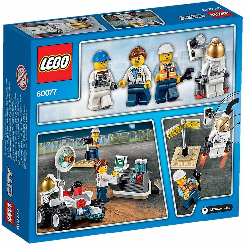 Lego City Space Center Oyun Seti Zeka Oyunu