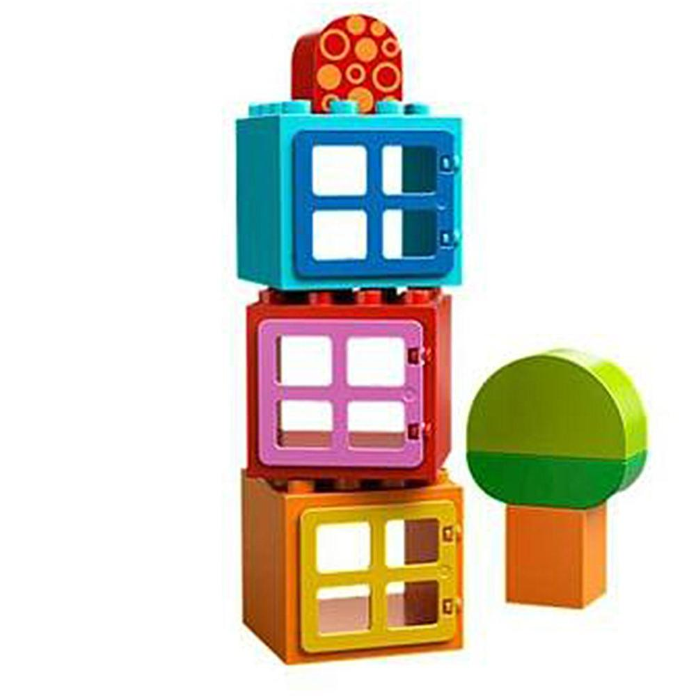 Lego Duplo Build Play Cubes Zeka Oyunu