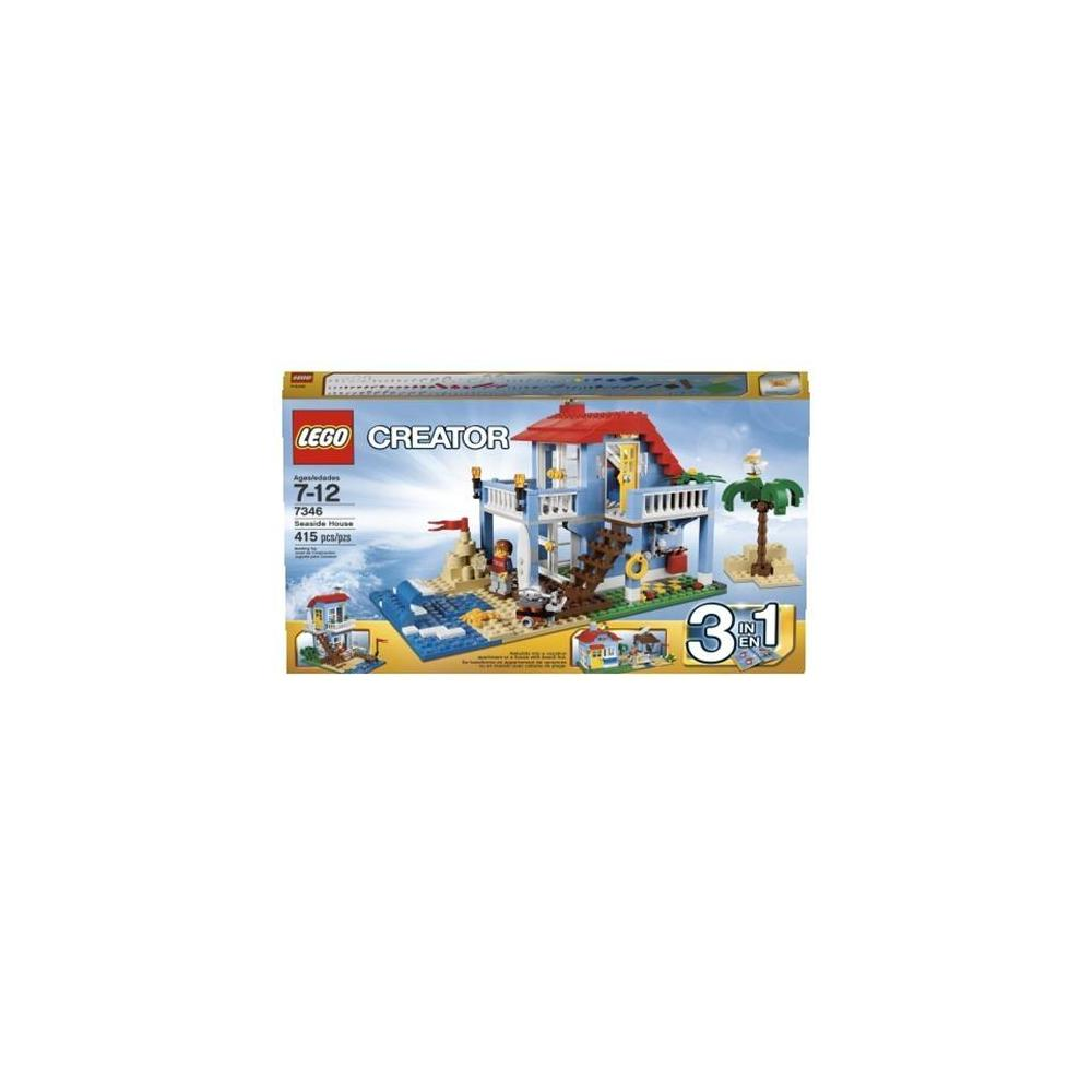 Lego Seaside House Creator 7346 Zeka Oyunu