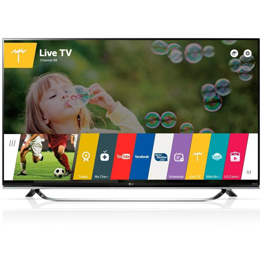 LG 49UF8507 LED TV smart tv, wifi, 3d - 4k - 49 inc / 124 cm