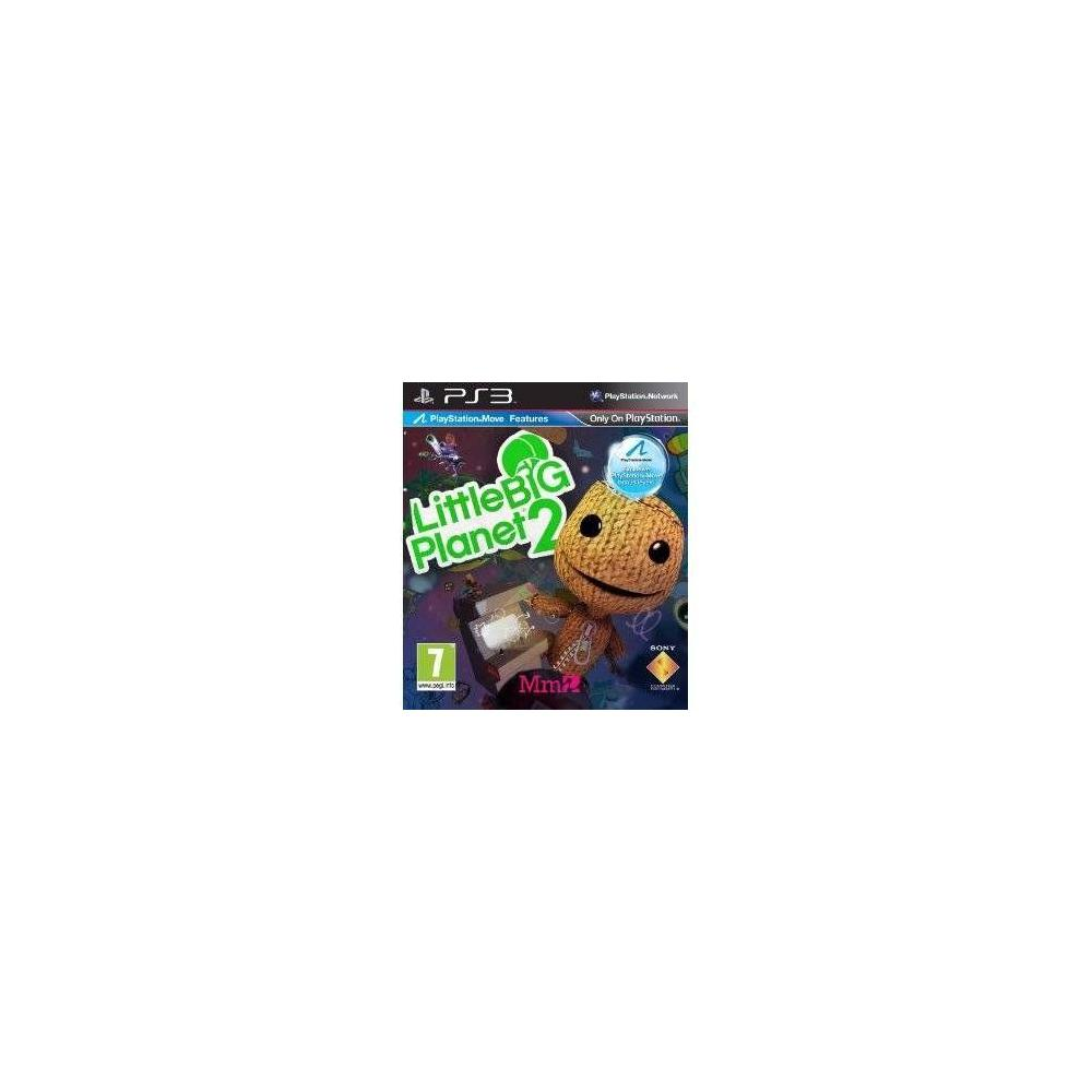 Little Big Planet 2 PS3 Oyunu