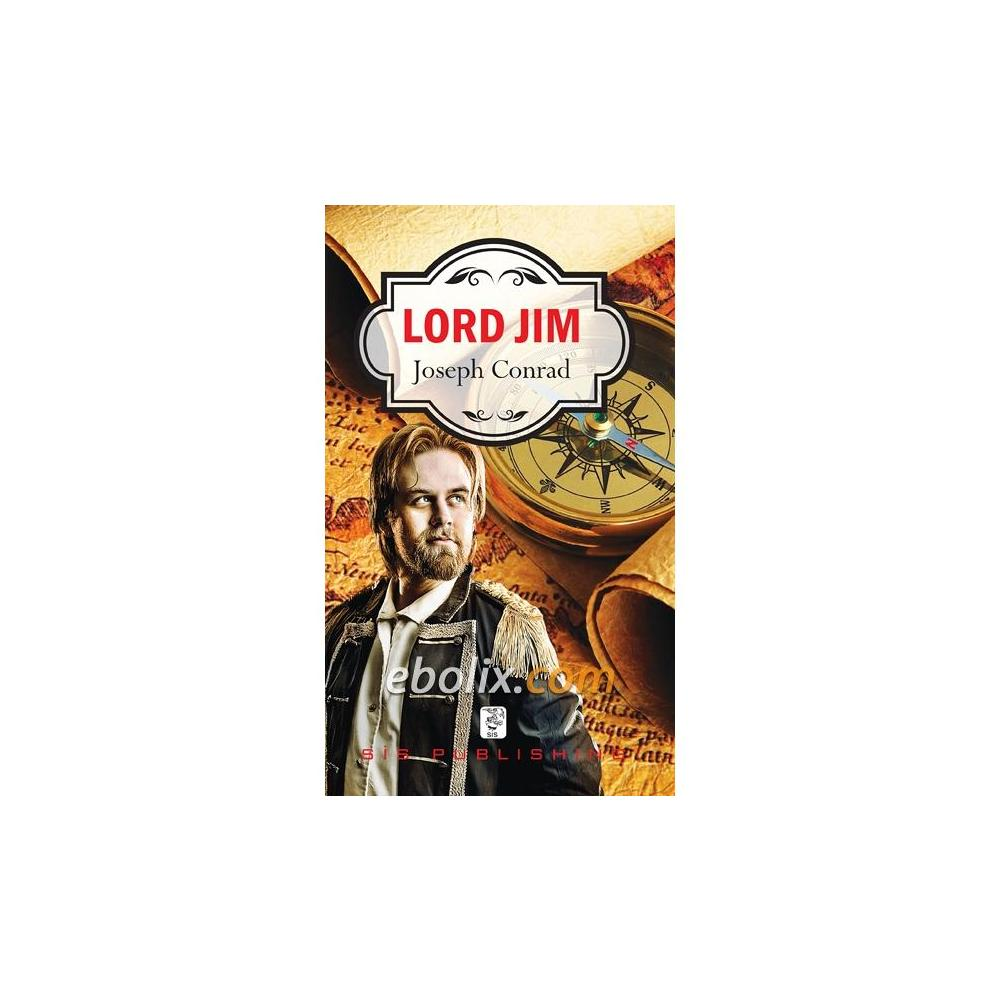 LORD JIM - JOSEPH CONRAD (ISBN:9786054782376)