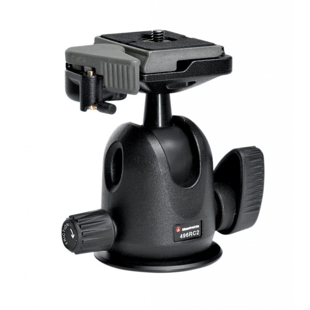 Manfrotto 496RC2 W-RC2 Compact Ball Head