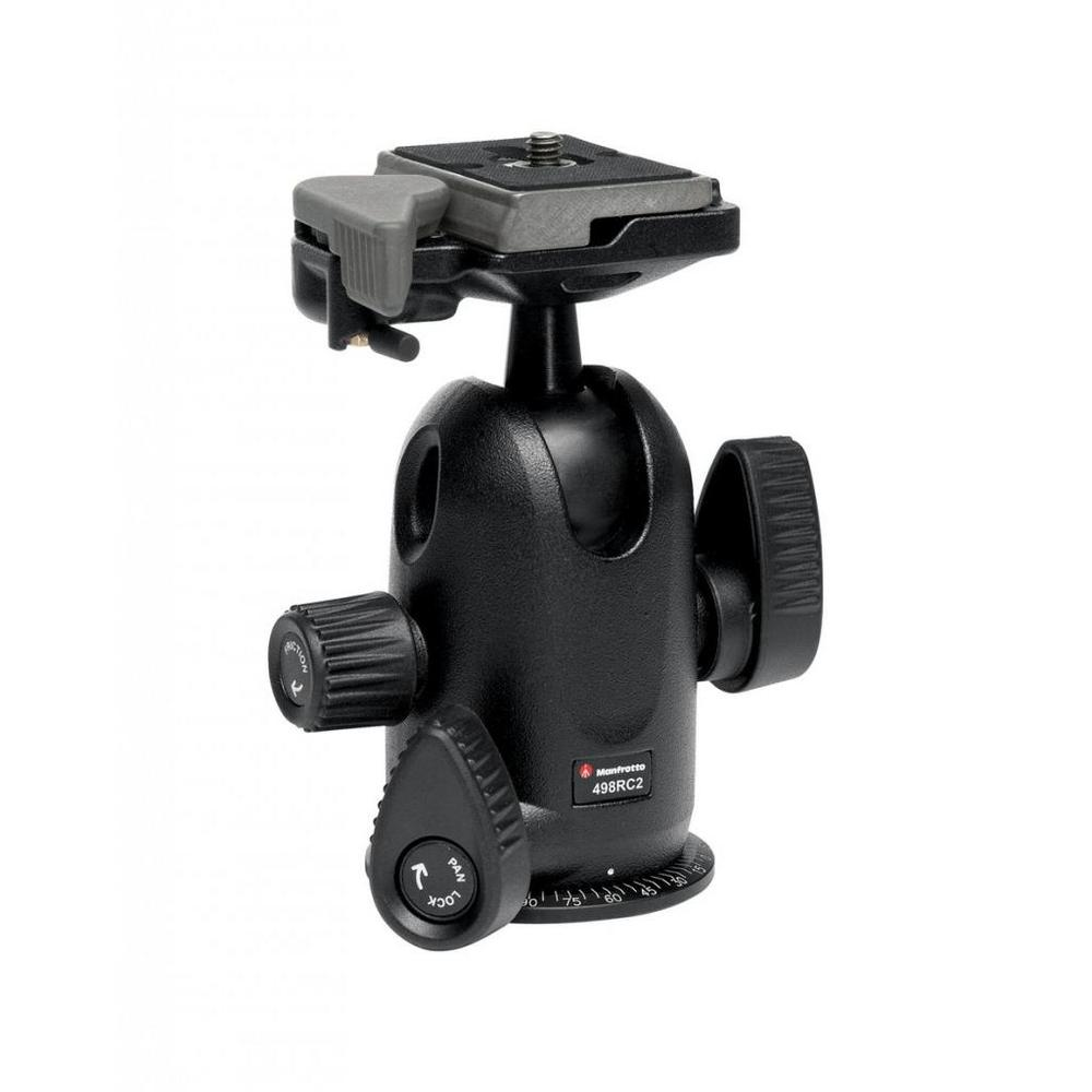 Manfrotto 498RC2 Midi Ball Head