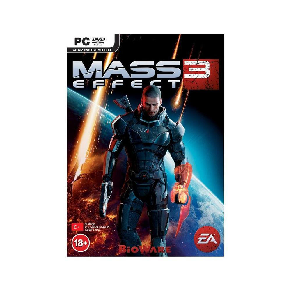 Mass Effect 3 PS3 Oyunu