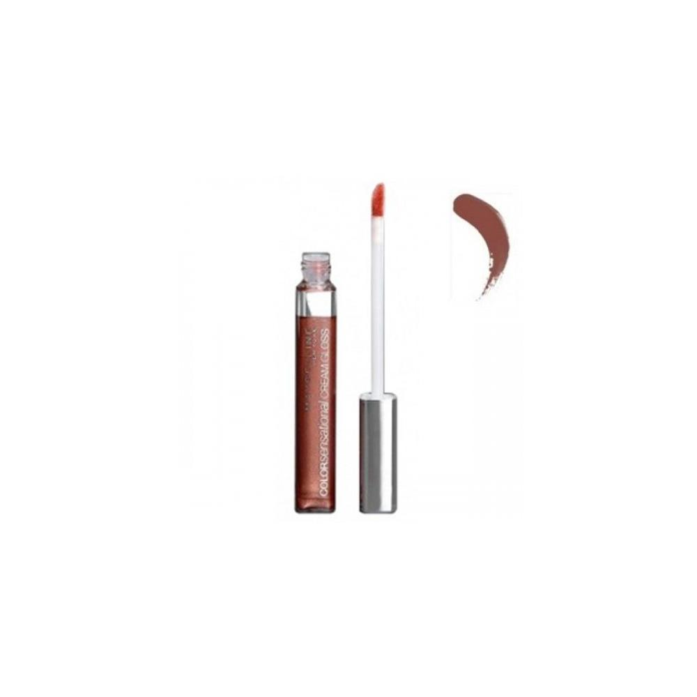 Maybelline Color Sensational Gloss 750 Fire Brown Dudak Parlatıcı