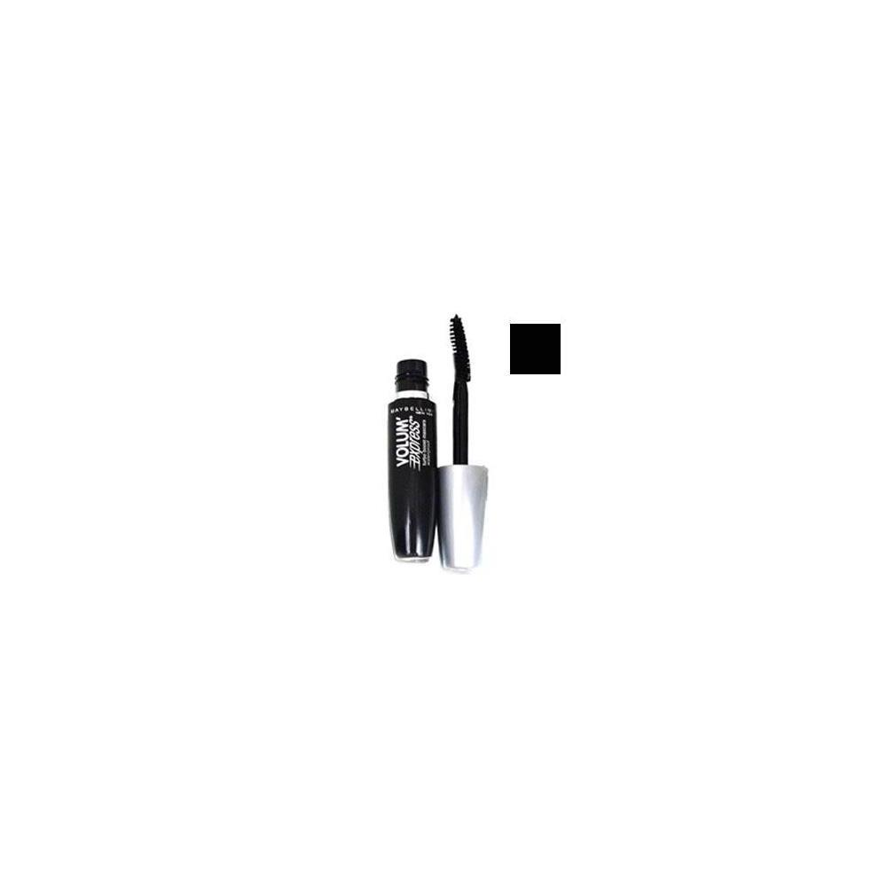 Maybelline Volum Express Curved Brush 01 Black Maskara