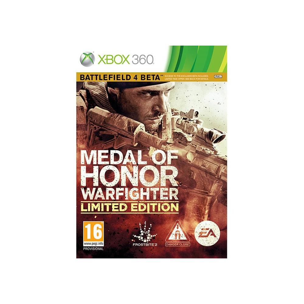 Medal Of Honor: Warfighter Limited Edition Xbox