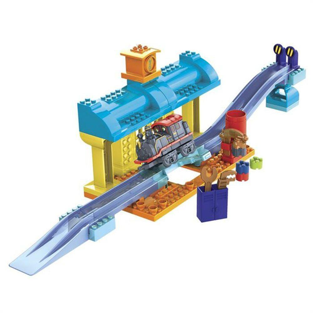 Mega Bloks Chuggington Repair Shed Oyun Seti