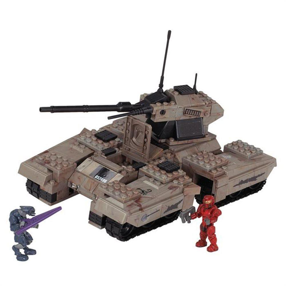 Mega Bloks Halo Wars Scorpion Tank