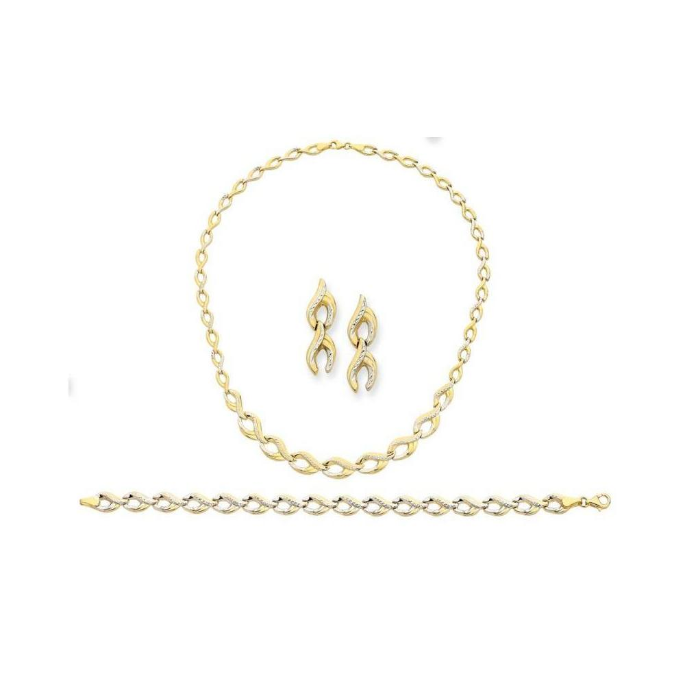 Melis Gold DS00044 Altın Set