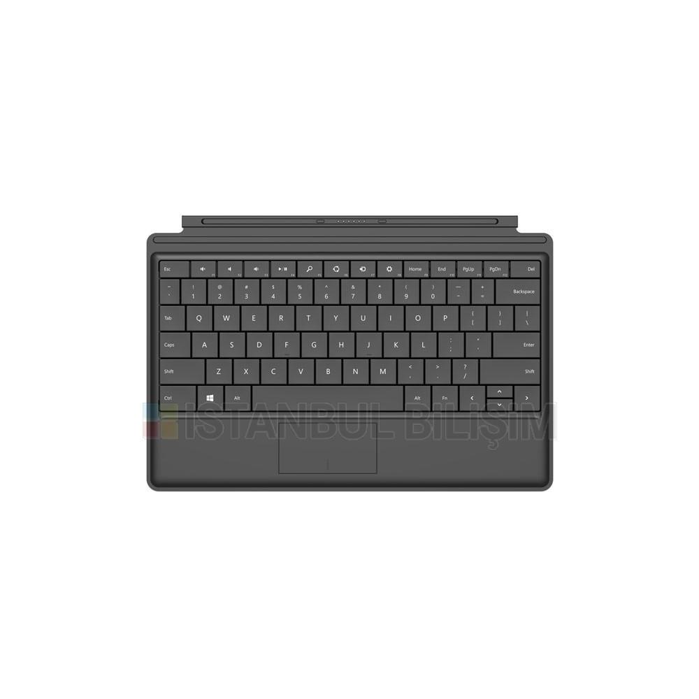 Microsoft Surface Siyah Touch Cover