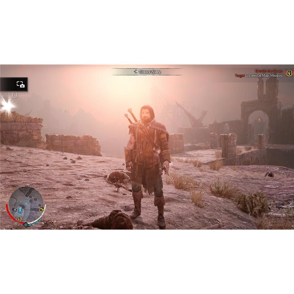 Middle - Earth Shadow Of Mordor Xbox One