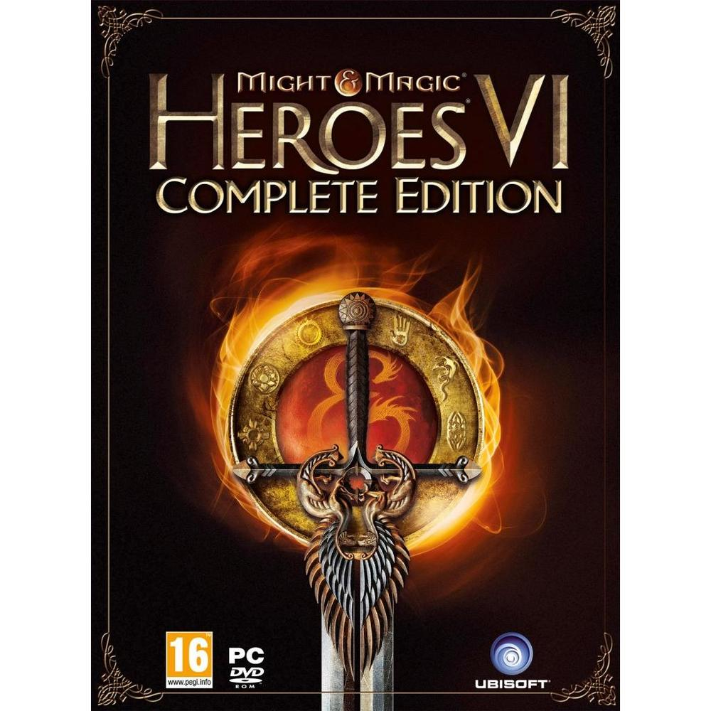 Might And Magic Heroes VI Complete Edition PC