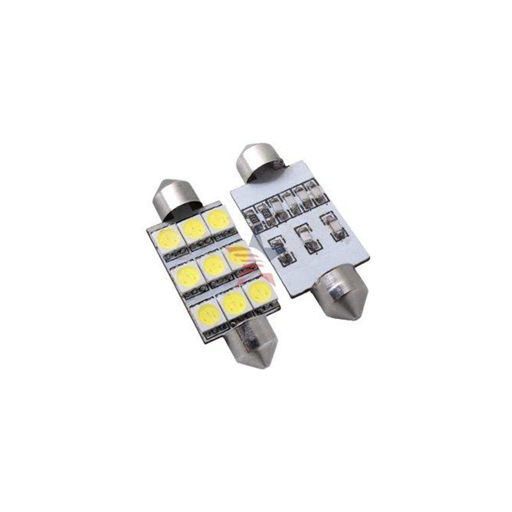 Modacar 011101 36 Mm 9 Ledli Sofit Led 5000K