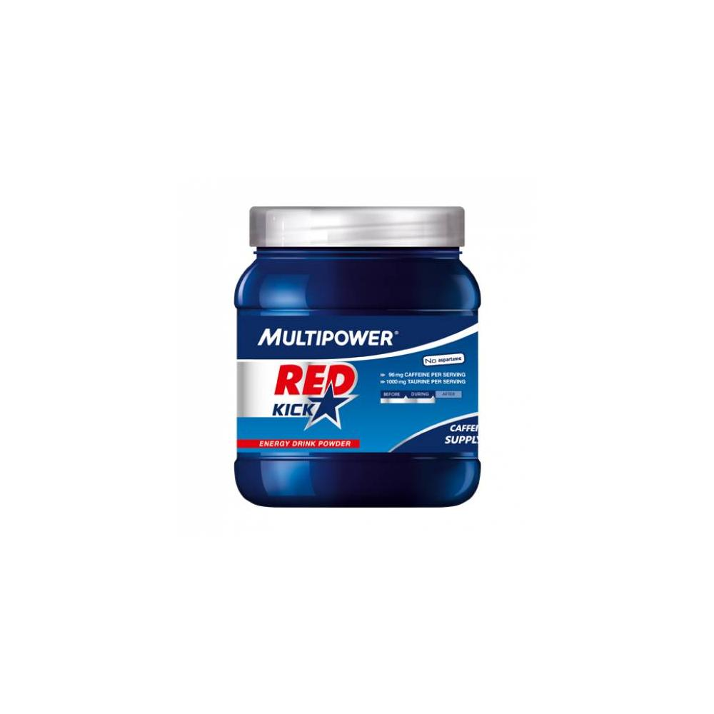 Multipower Red Kick 500 gr Protein Tozu