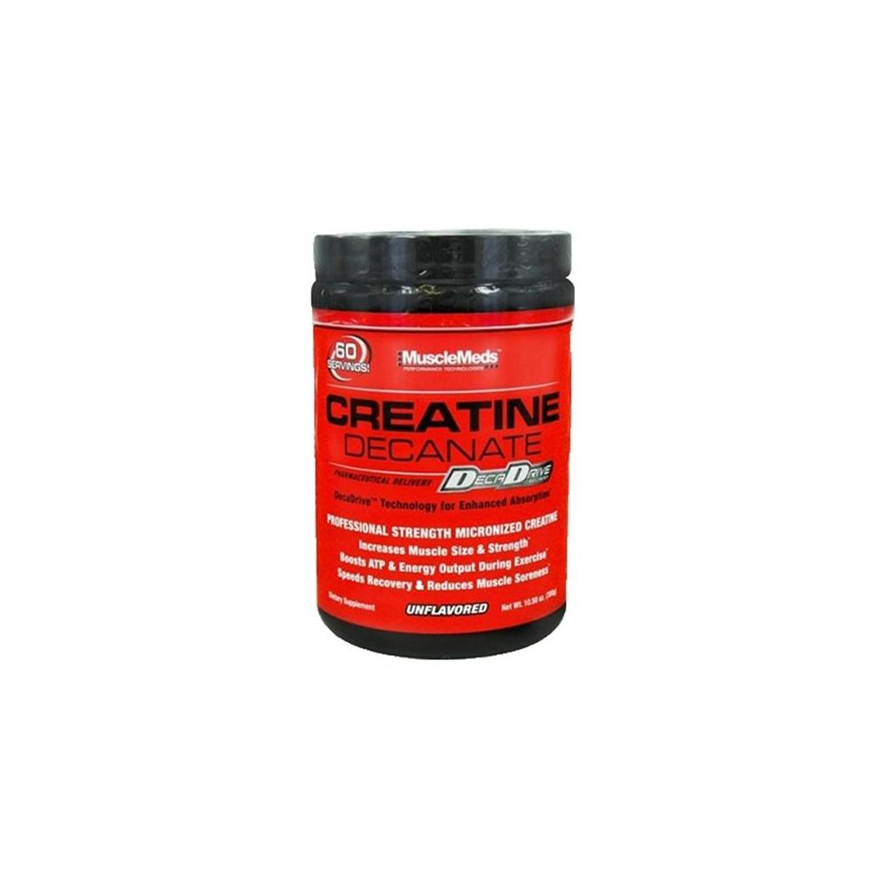 Musclemeds Creatine Decanate 300 gr Protein Tozu