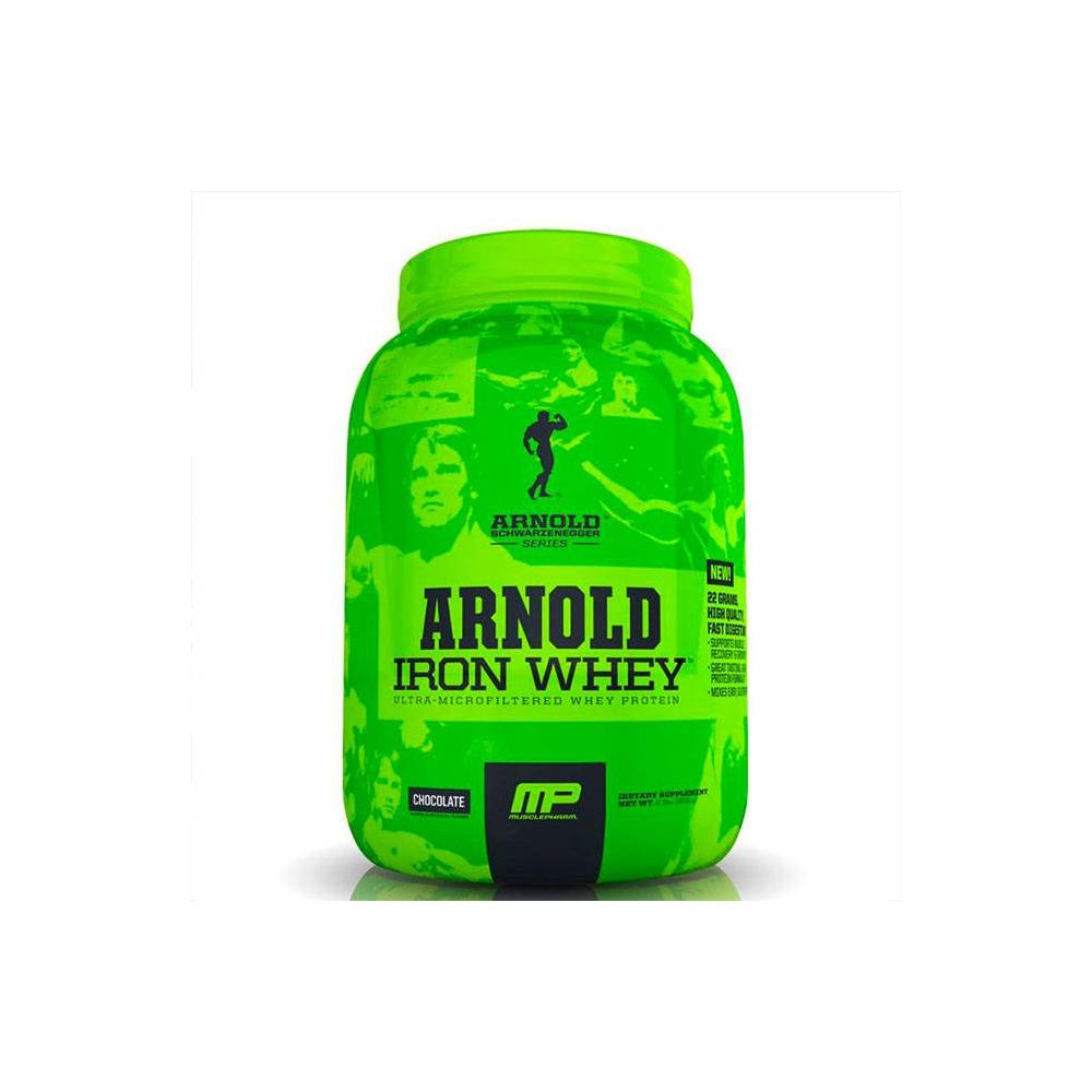 Musclepharm Arnold Series Iron Whey 2270 gr Protein Tozu