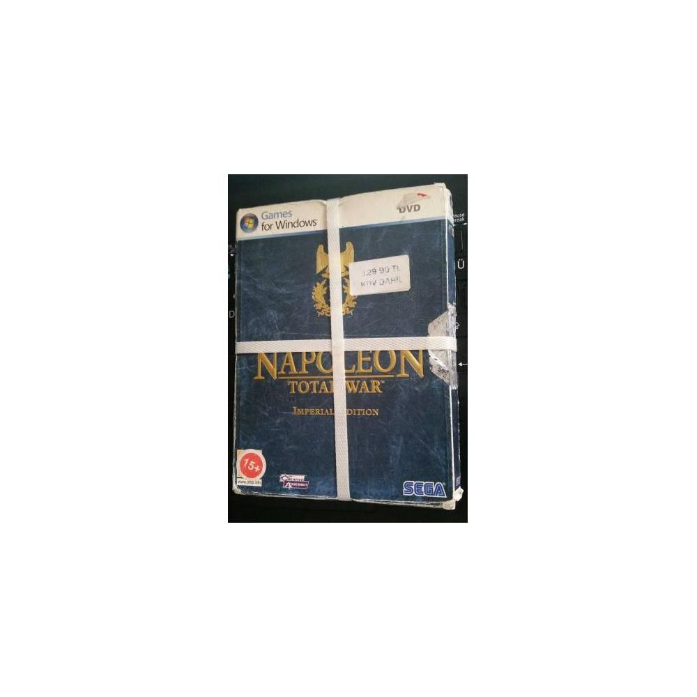 Napoleon Total War Imperial Edition PC
