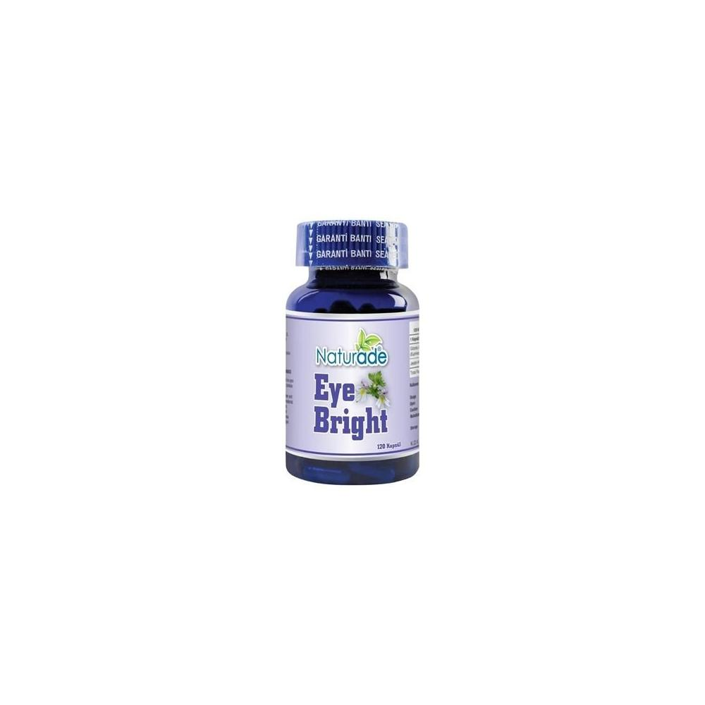 Naturade 120 Kapsül 380 mg Eyebright Ekstrakt