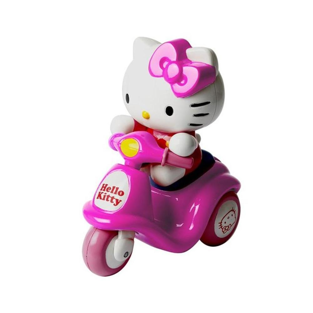 Neco Toys 4250000074501 Hello Kitty Mini Pembe Scooter