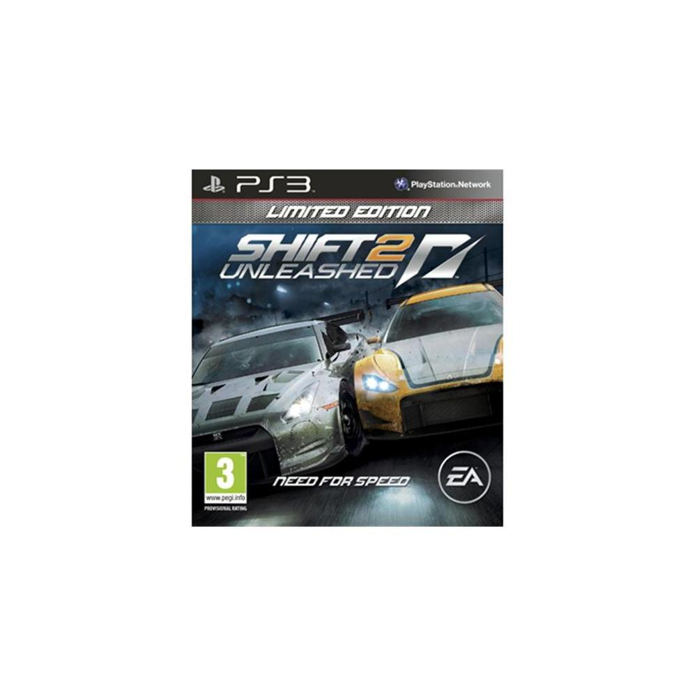 Need For Speed Shift 2 Unleashed PS3 Oyunu