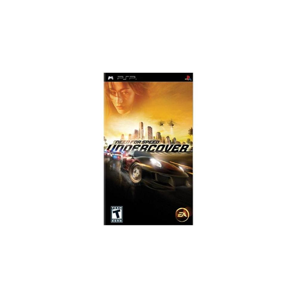 Need For Speed Undercover PSP Oyunu
