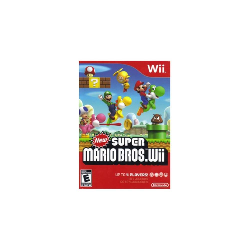 New Super Mario Bros. Wii Oyunu