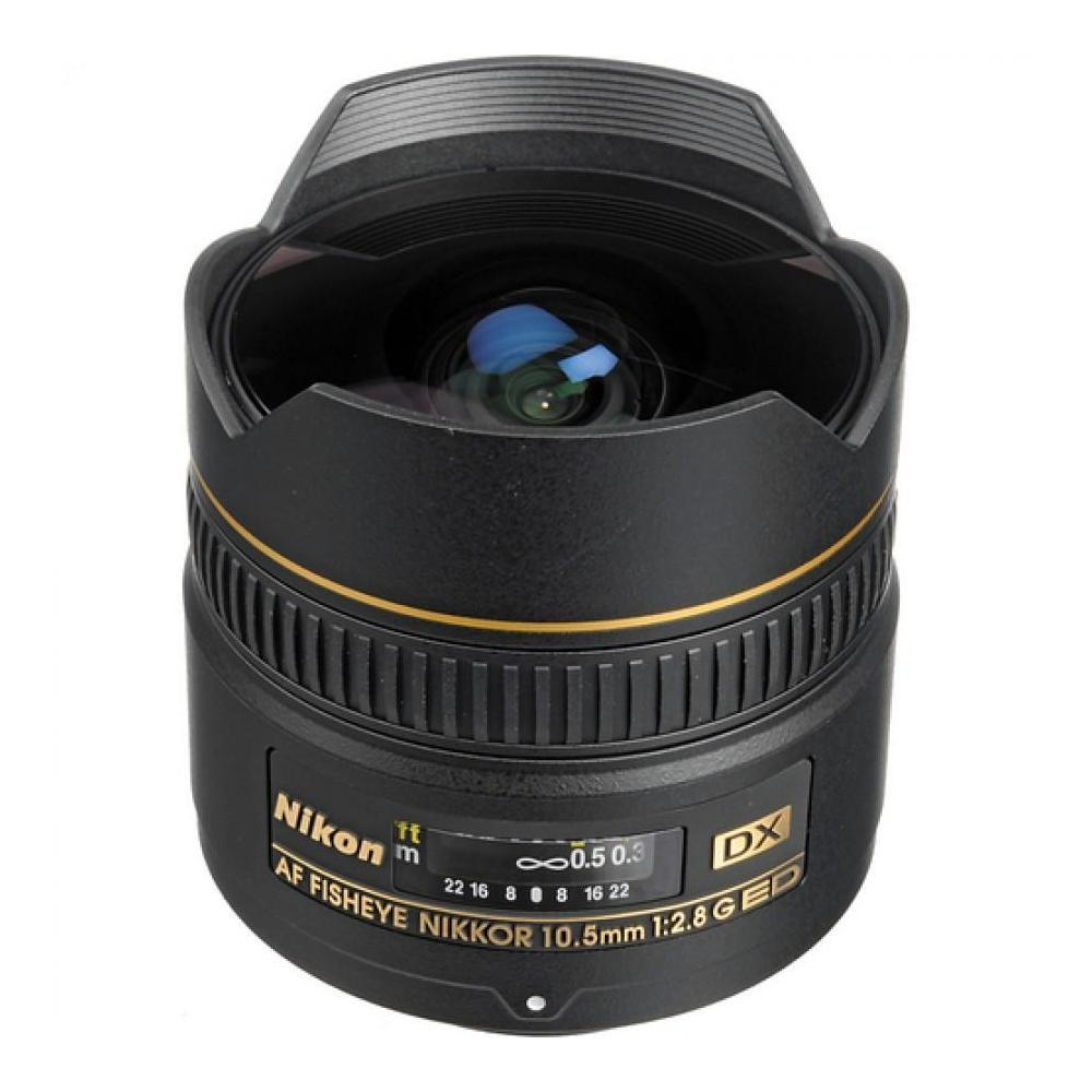 Nikon Af Nikkor 10.5mm f/2.8G DX IF-ED Fisheye Lens