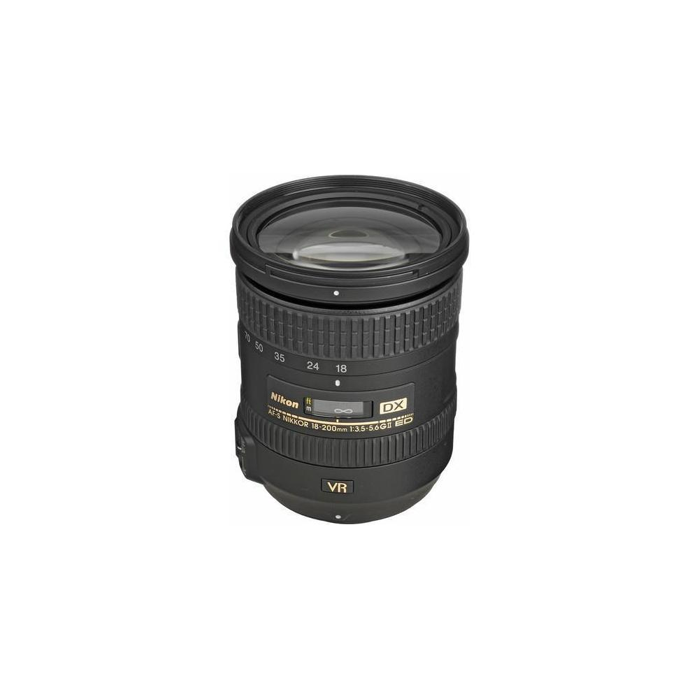 Nikon Af-S Nikkor 18-200mm f/3.5-5.6G IF-VR ED DX Zoom Lens