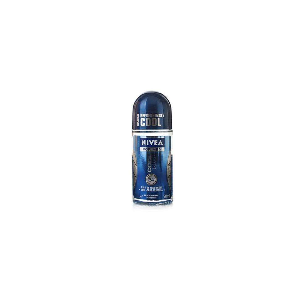 Nivea Cool Kıck 50 ml Erkek Roll-On Deodorant