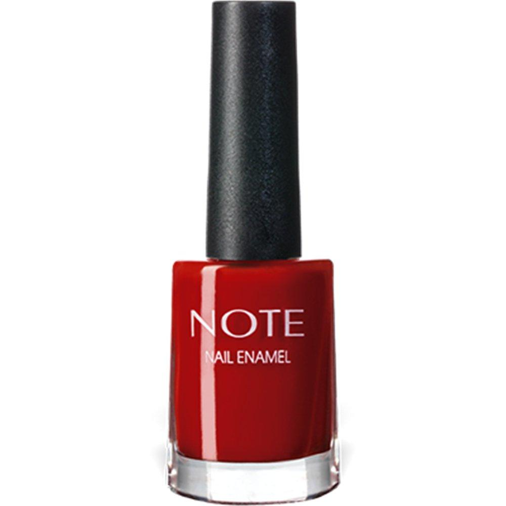 Note 33 Bright Red Nail Enamel Oje