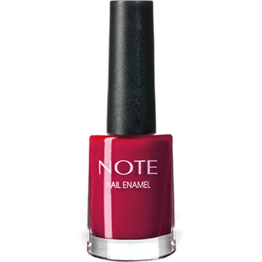 Note 34 Red Wine Nail Enamel Oje