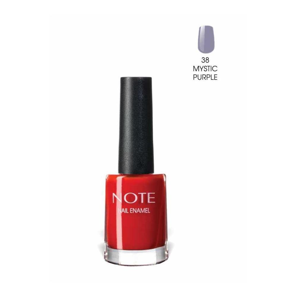 Note 38 Mystic Purple Nail Enamel Oje