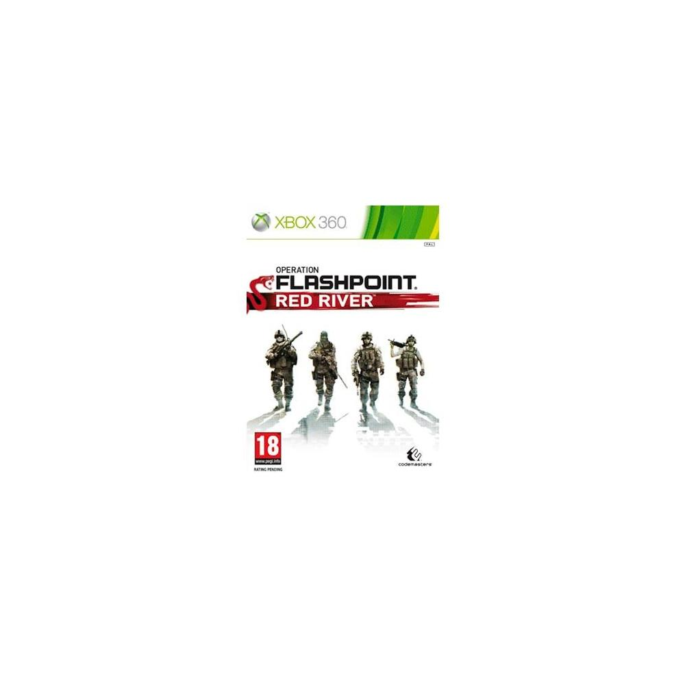 Operation Flashpoint Red River Xbox