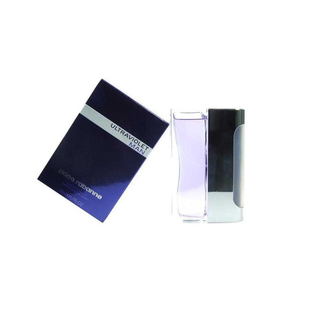 Paco Rabanne Ultraviolet Man EDT Spray 50 ml Erkek Parfümü