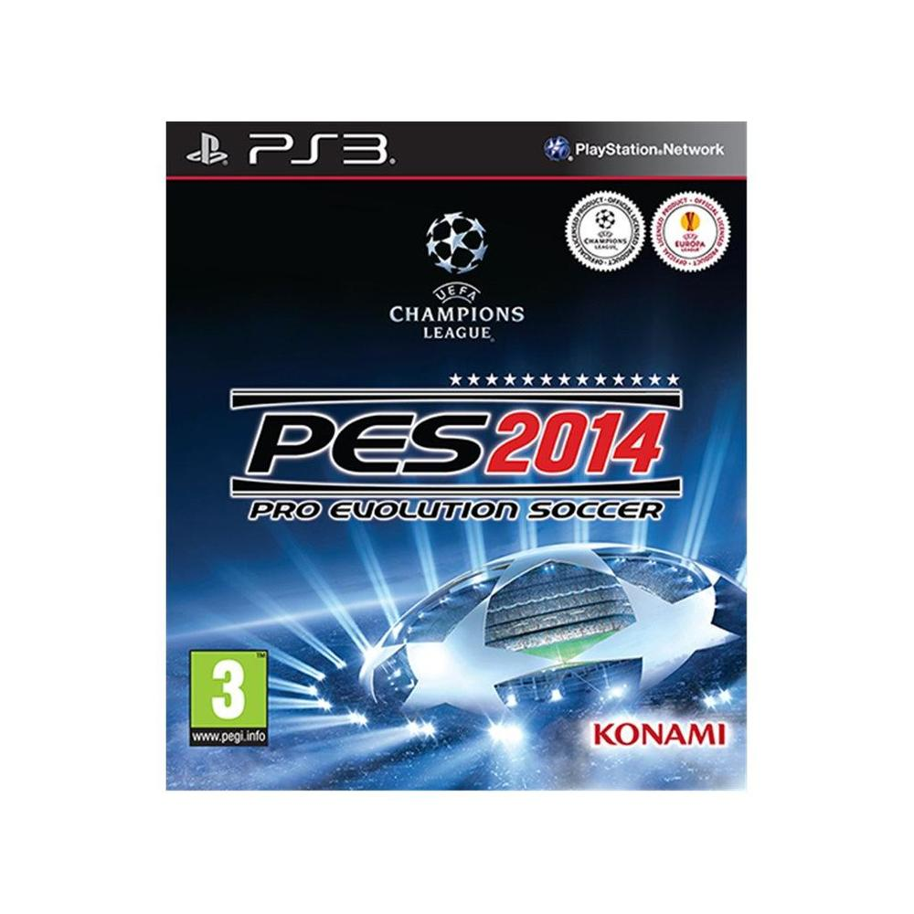 PES Pro Evolution Soccer 2014 PS3