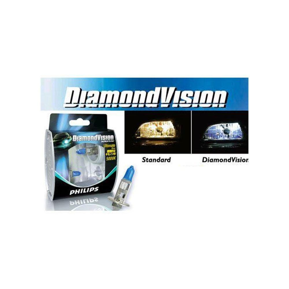 Philips 011290 H1 Diamond Vision 5000K Ampül